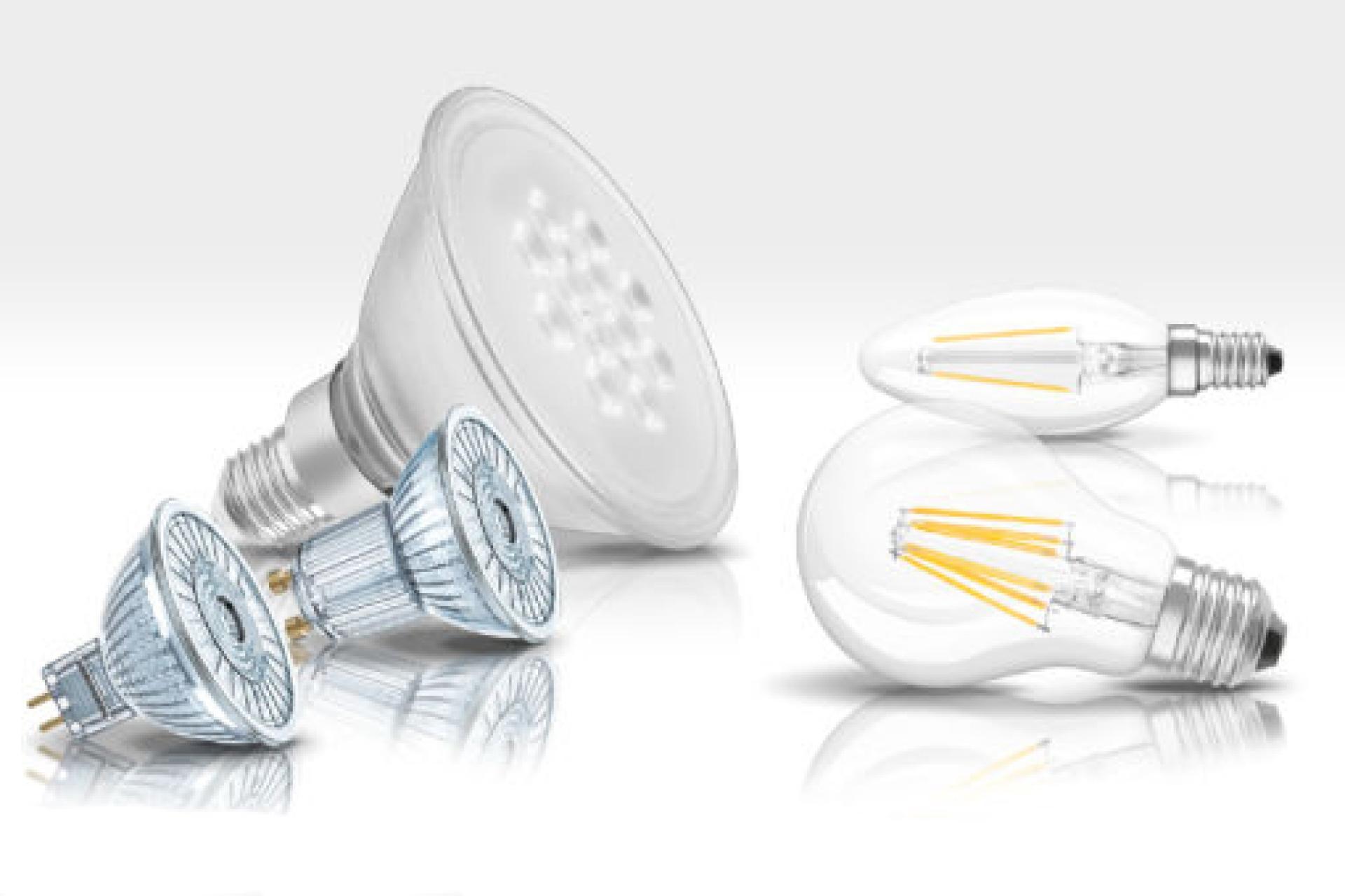 Voll in Glas: Neue LED-Lampen der Marke Osram | i-Magazin