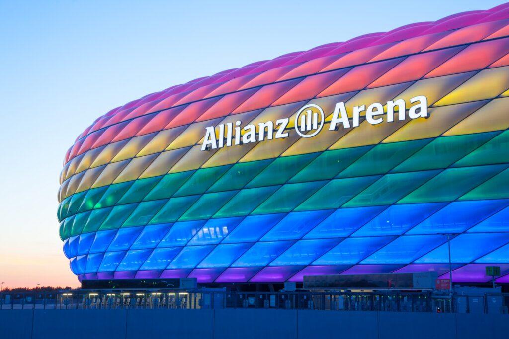 Dynamische Philips LED-Beleuchtung für die Allianz Arena | i-Magazin