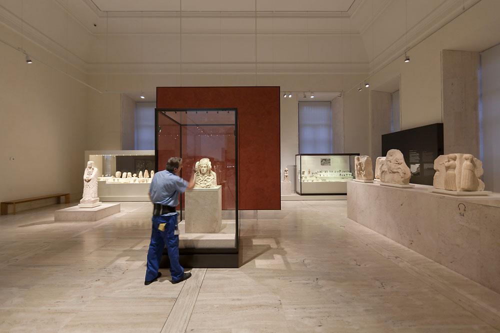 Archäologisches Museum in Madrid