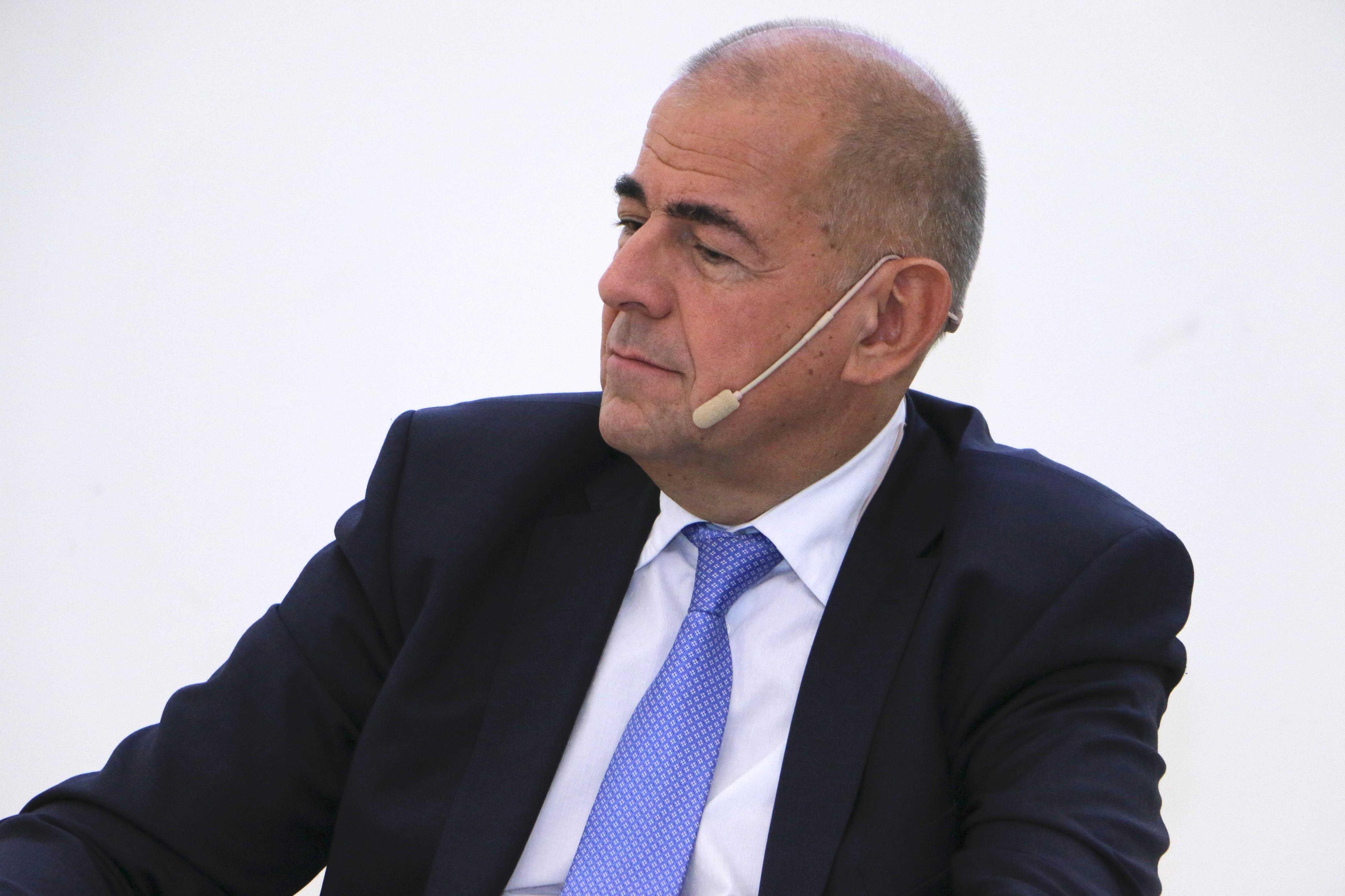 CEO Ulrich Schumacher bot Rücktritt an