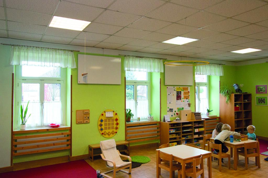 easyTherm Kindergarten