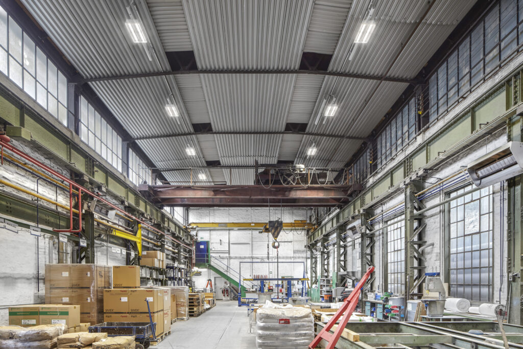 Zumtobel Group AG - Objekt Aluminium GmbH in Nachrodt