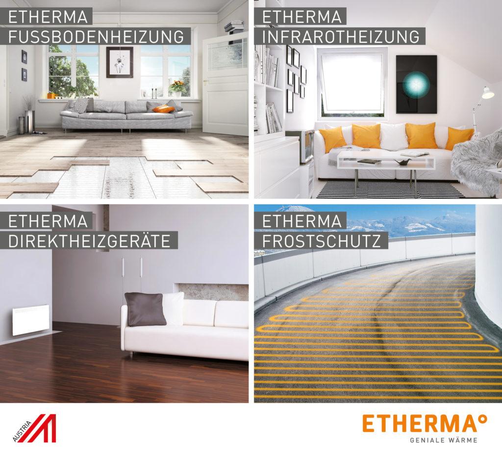 ETHERMA ist DER Komplettanbieter in Sachen Elektroheizung