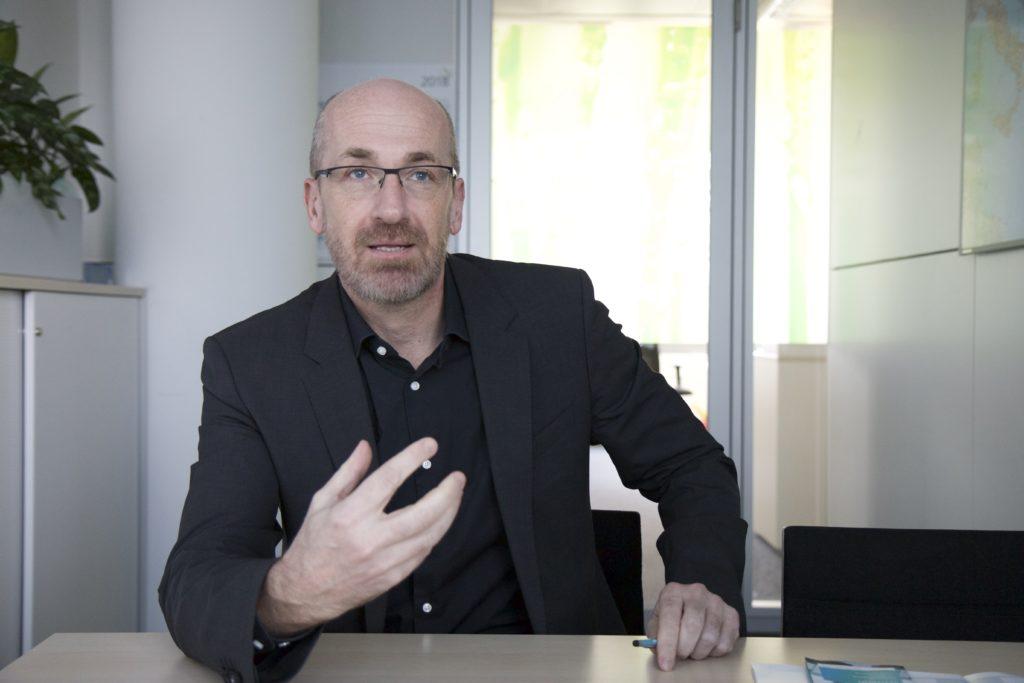 Dipl.-Ing. Thomas Rebernig, MBA