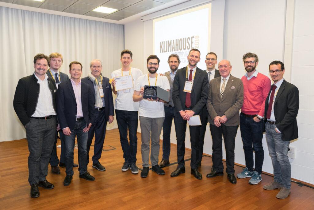 Klimahouse Startup Village 2018