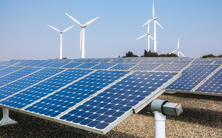 EU Erneuerbare Energie
