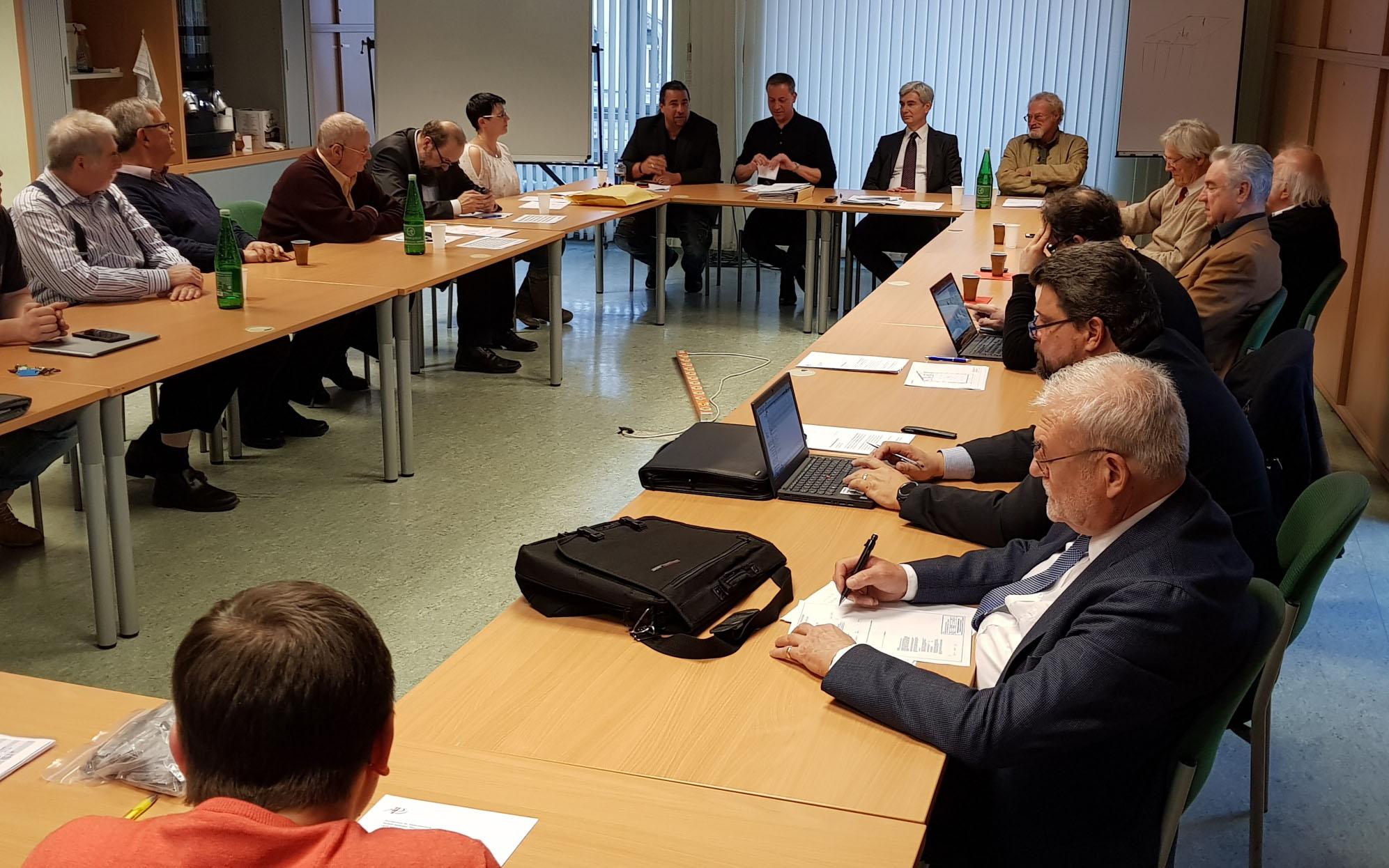 KFE-Vorstandssitzung