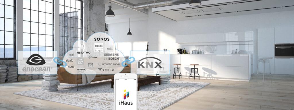 KNX EnOcean IoT-low