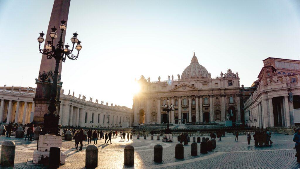 Interoute Vatikan