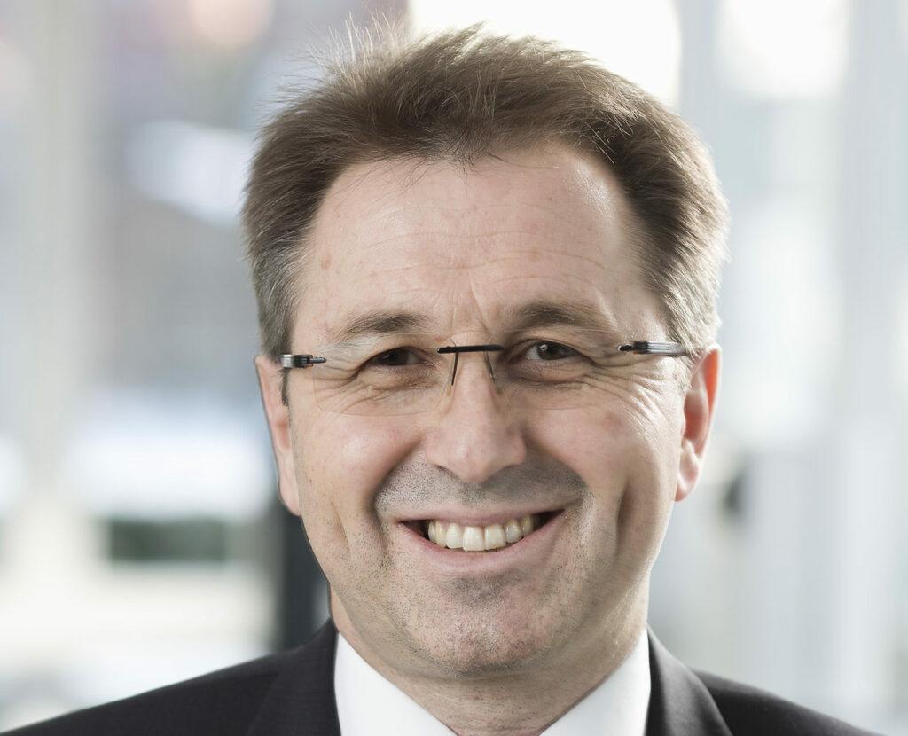 Richard Rutschmann, Geschäftsführer Technik bei Siedle