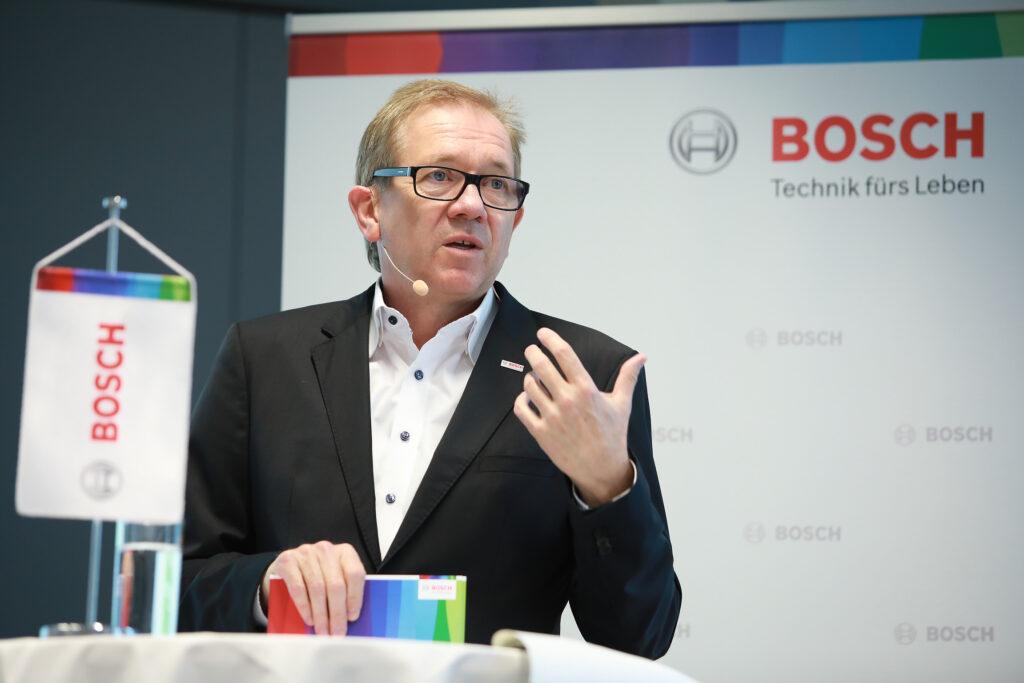 Jahres-PK der Bosch-Gruppe in Österreich 2018