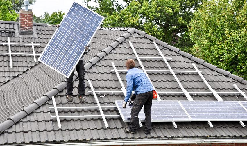 Starke Nachfrage nach Photovoltaik Kleinanlagen