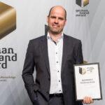 Mennekes gewinnt German Brand Award 2018