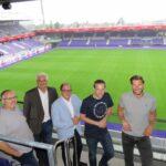 ABB ist Partner des FK Austria Wien bei Erneuerung der Generali-Arena