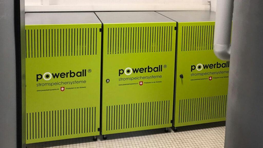 Die Powerball Systems AG ist der erste Stromspeicherhersteller im Experten-Netzwerk Passivhaus Austria. (Bild: Powerball Systems AG)