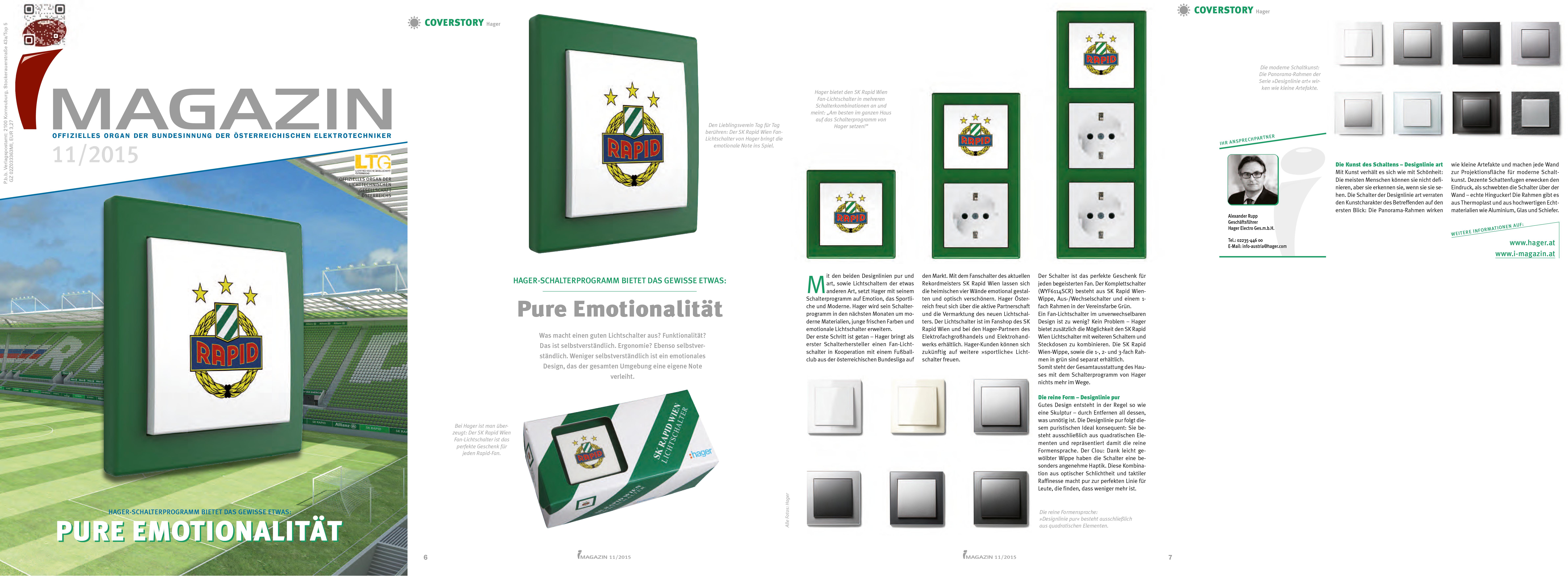 Pure Emotionalität | i-Magazin