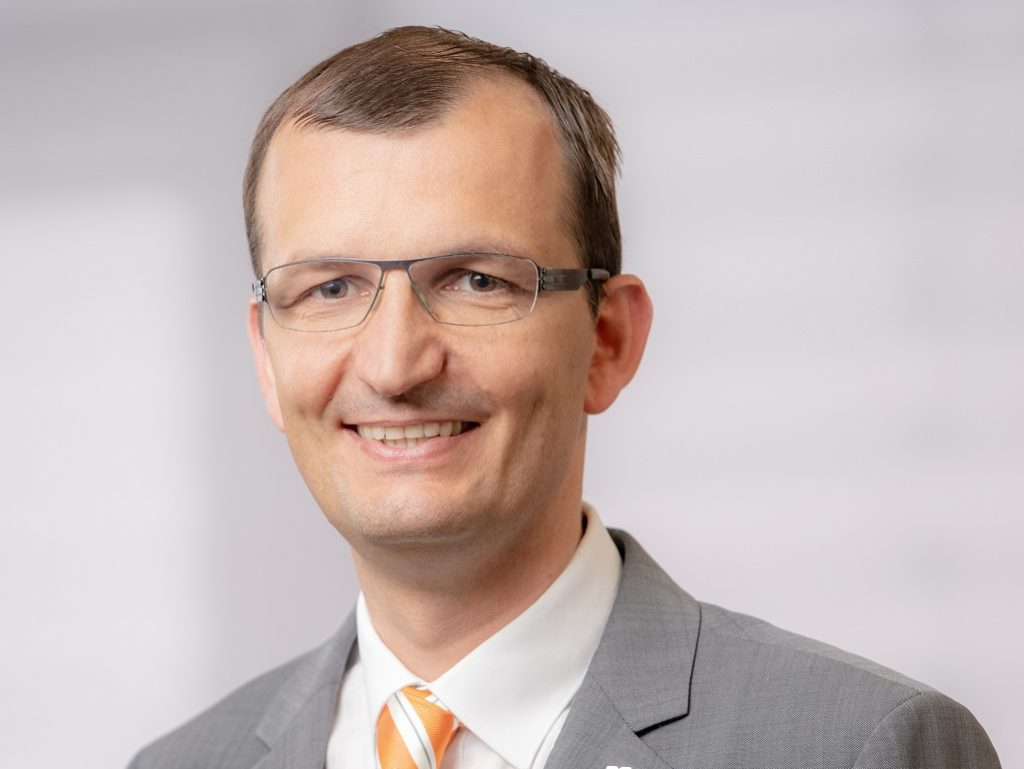 Wolfgang Weidinger ist neuer Geschäftsführer der Weidmüller GmbH