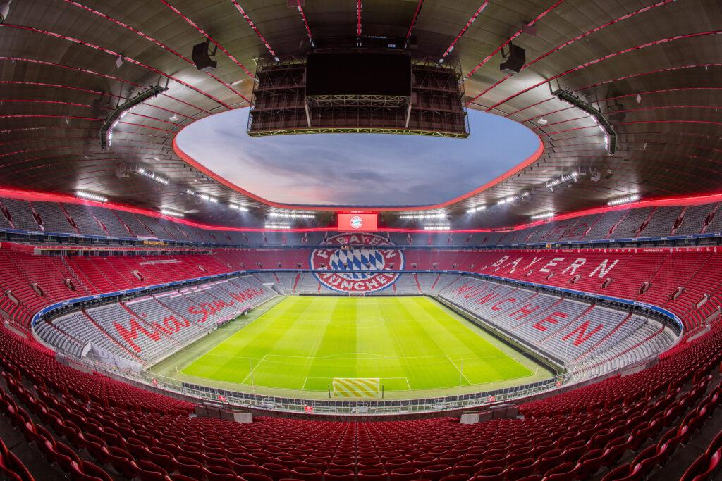 Zumtobel Beleuchtung | Zumtobel Group Startet Lichtpartnerschaft Mit Dem Fc Bayern Munchen