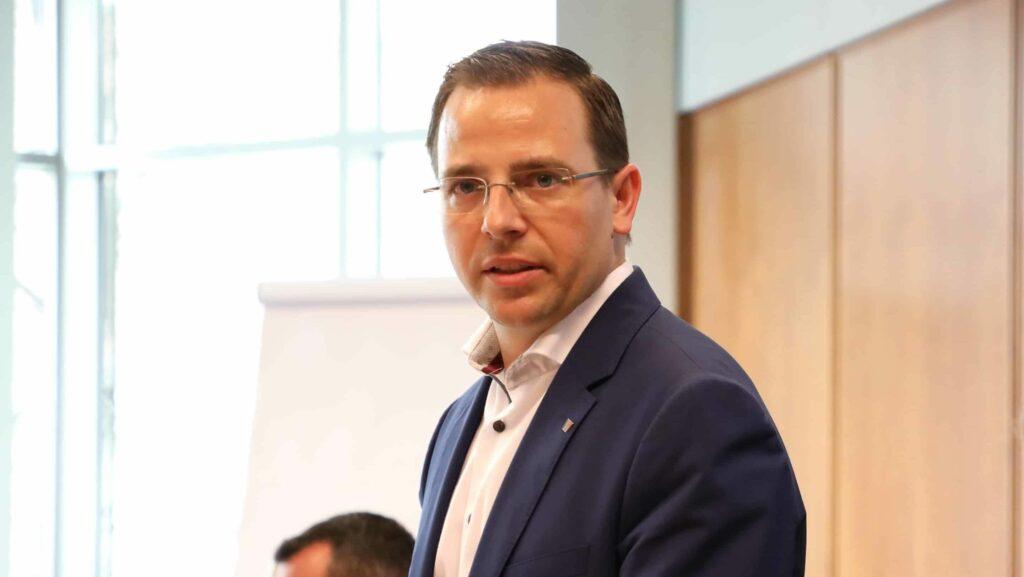 Andreas Wirth ist BIM