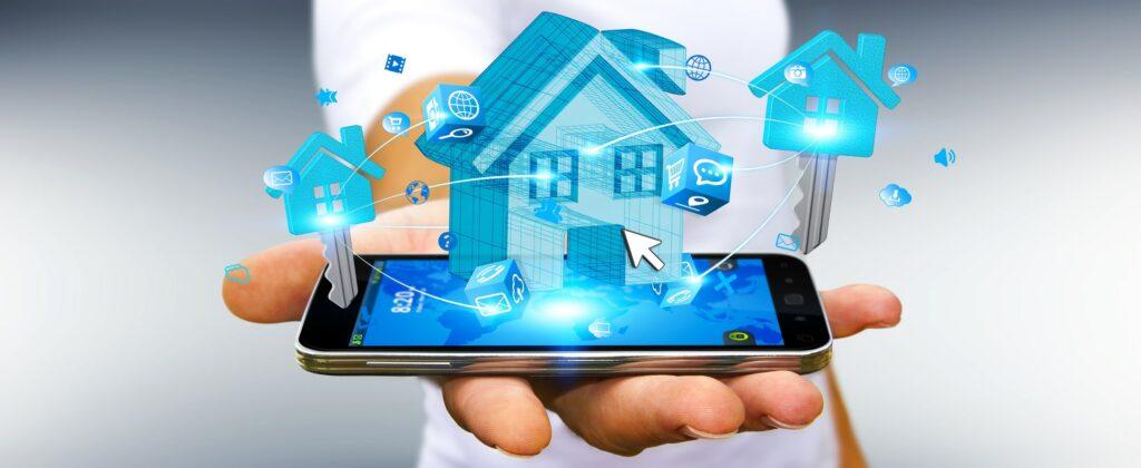 Sogar mit Dumbphones kann man jetzt Smart-Home-Systeme ansteuern.