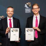 German Innovation Award für das VX25 Schaltschranksystem von Rittal