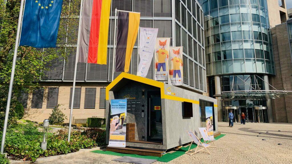 Wohnglück-Smarthaus