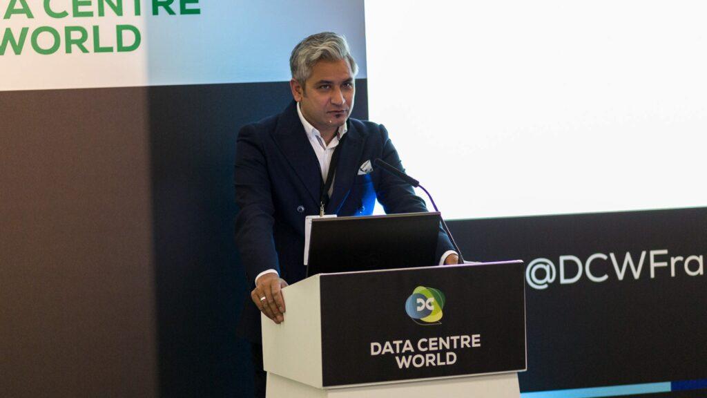 Vortrag auf der Data Centre World Frankfurt 2019