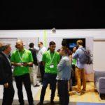 Ausstellung auf dem Innovation Summit