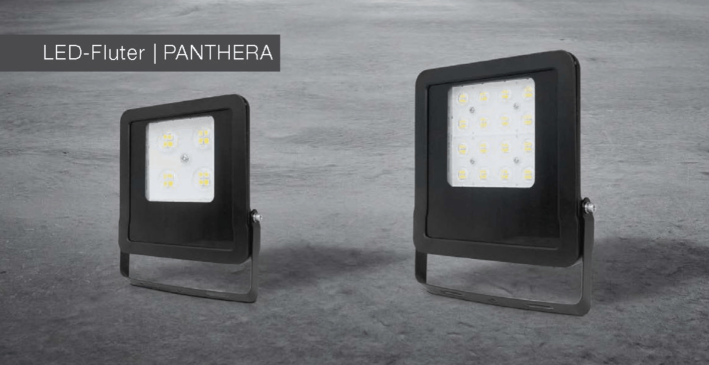 LED-Fluter »Panthera«