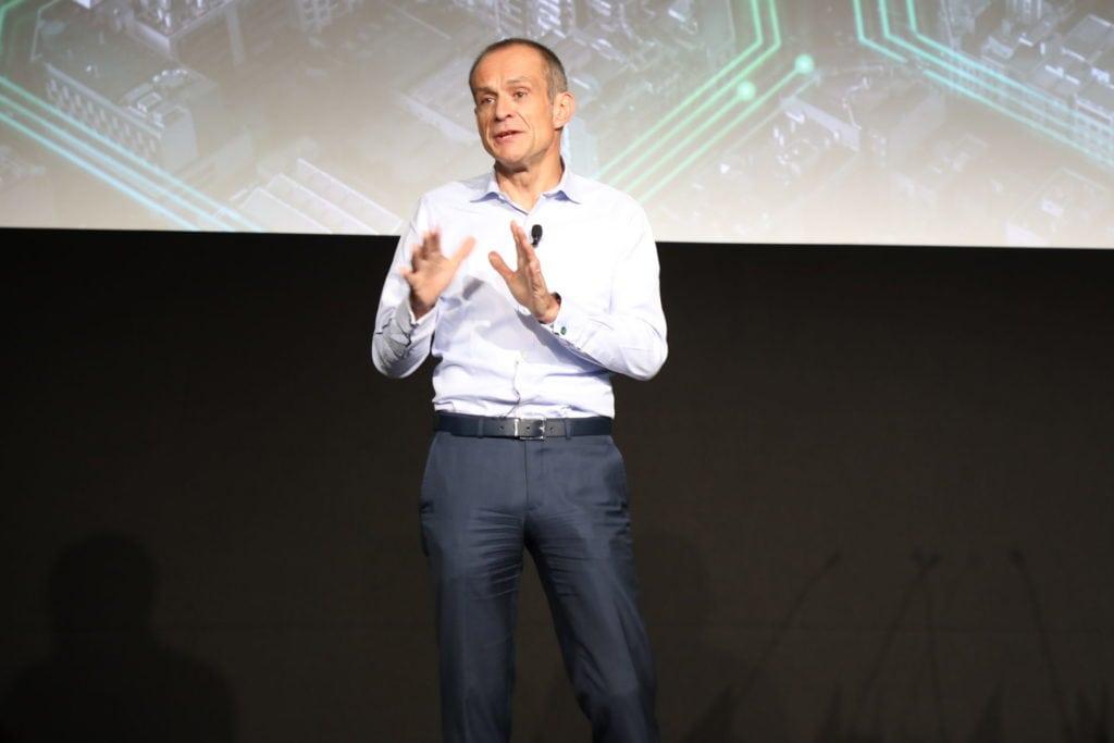 Jean-Pascal Tricoire, Chairman und CEO von Schneider Electric
