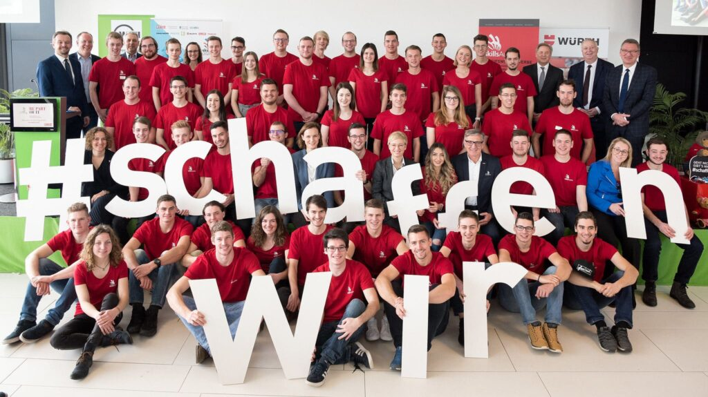 Das Team Austria für die EuroSkills 2020