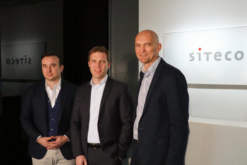 Die Führung von Siteco