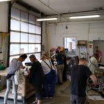 AirKey sichert die gemeinnützige Welcome Werkstatt