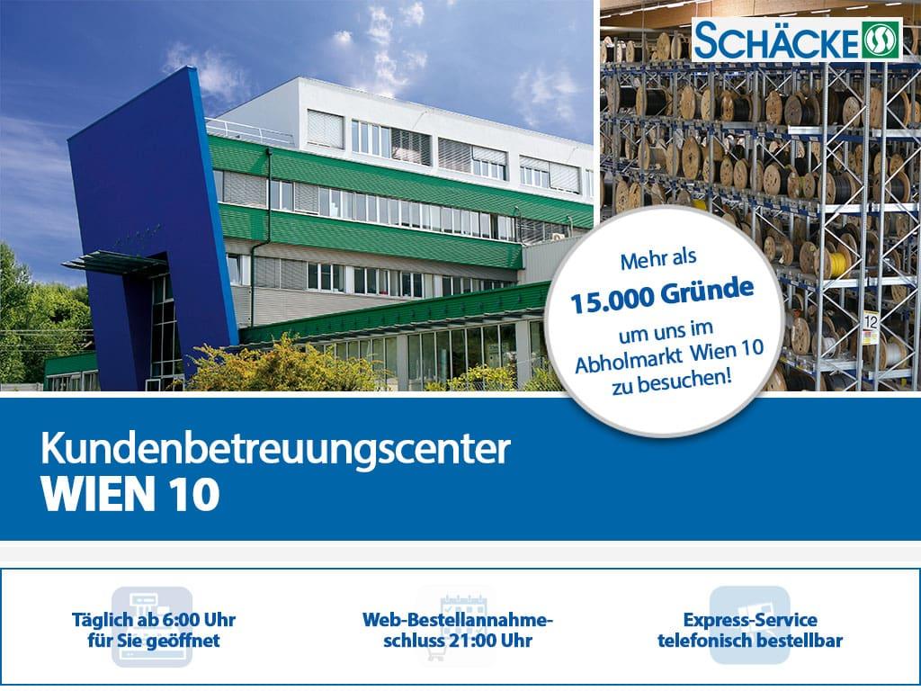Kundenbetreuungscenter Wien 10