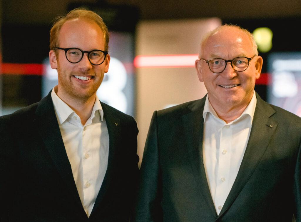 Max und Martin Viessmann