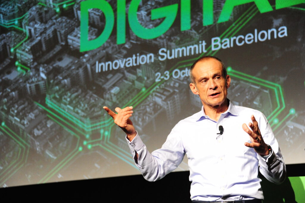 Jean-Pascal Tricoire, Schneider Electric CEO