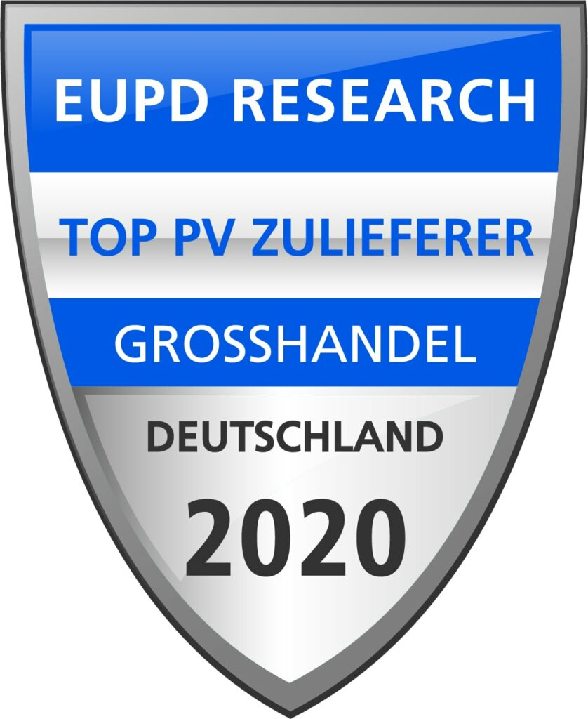 EUPD Research Siegel Grosshandel