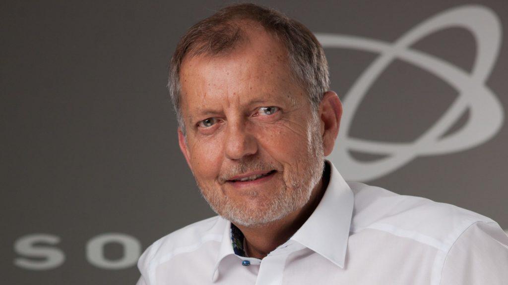 Bernhard Weber, Geschäftsführer von Sonepar Österreich