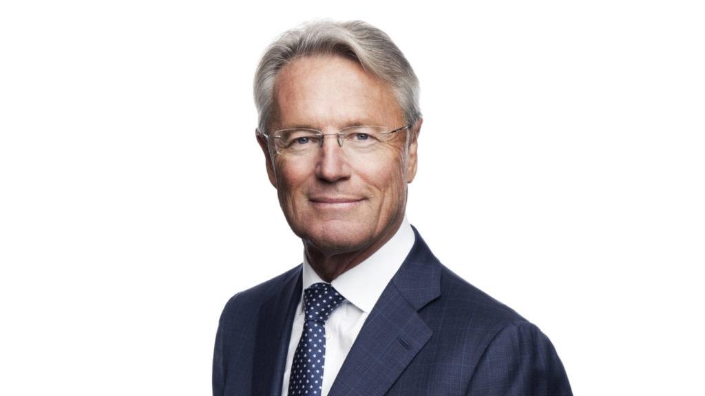 Björn Rosengren, der CEO von ABB