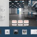 Schalterprogramm Blue Electric gewinnt in drei Kategorien