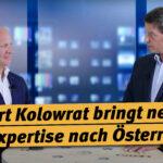 Norbert Kolowrat bringt neue Lichtexpertise nach Österreich