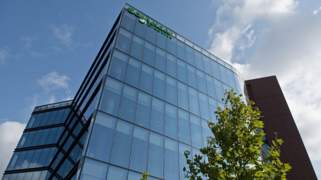 Standort von Schneider Electric in Paris