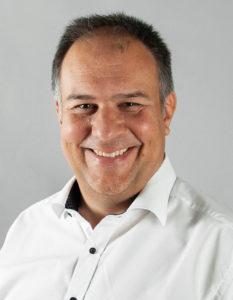 Portrait von Lamontagne