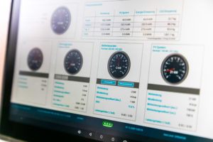 Energiemanagementsystem von DHybrid