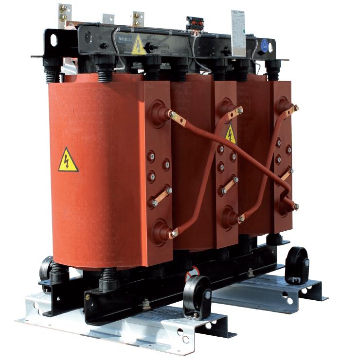 Gießharztransformator Trihal von Schneider Electric