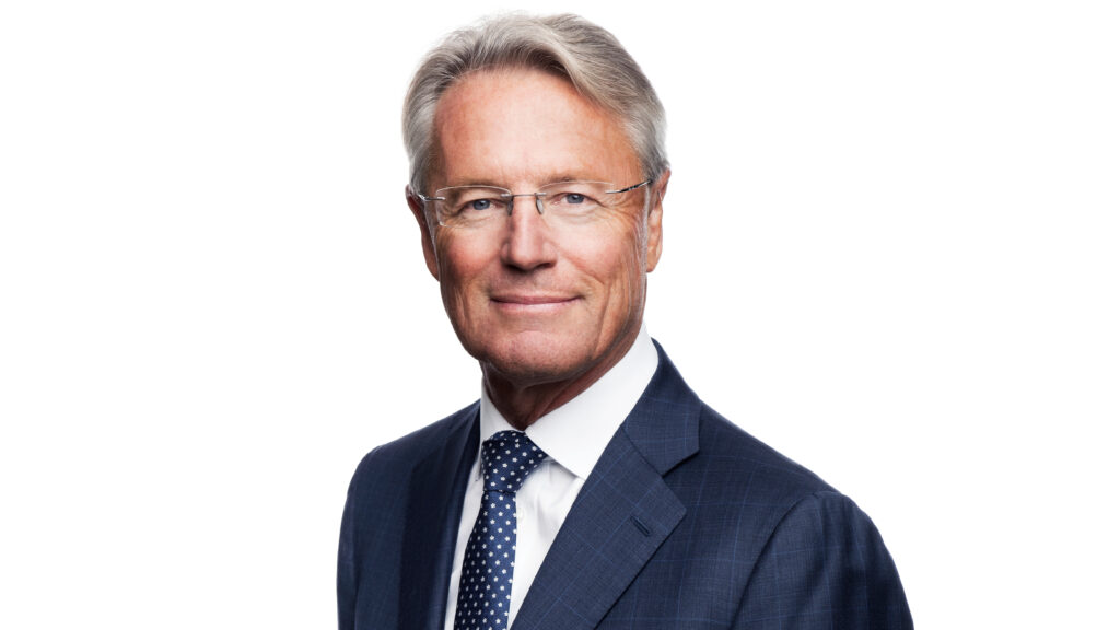 ABB CEO Bjorn Rosengren