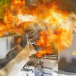 Störlichtbogenschutz für Schaltanlagen und Servicemitarbeiter